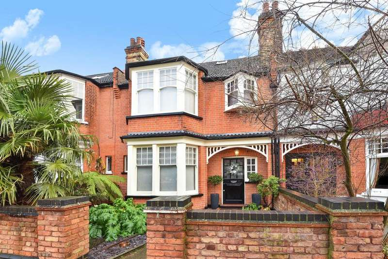 4 Bedrooms Terraced House for sale in Conway Road, Southgate