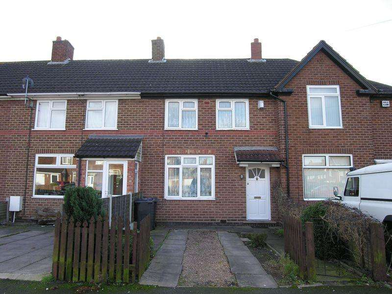3 Bedrooms Terraced House for sale in Anerley Road, Kingstanding