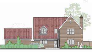 4 Bedrooms House for sale in Plot 1, Cherry Trees, Walsham-le-Willows, Bury St Edmunds