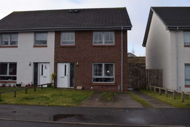 3 Bedrooms Semi Detached House for sale in 34 Shields Court, Priesthill, G53