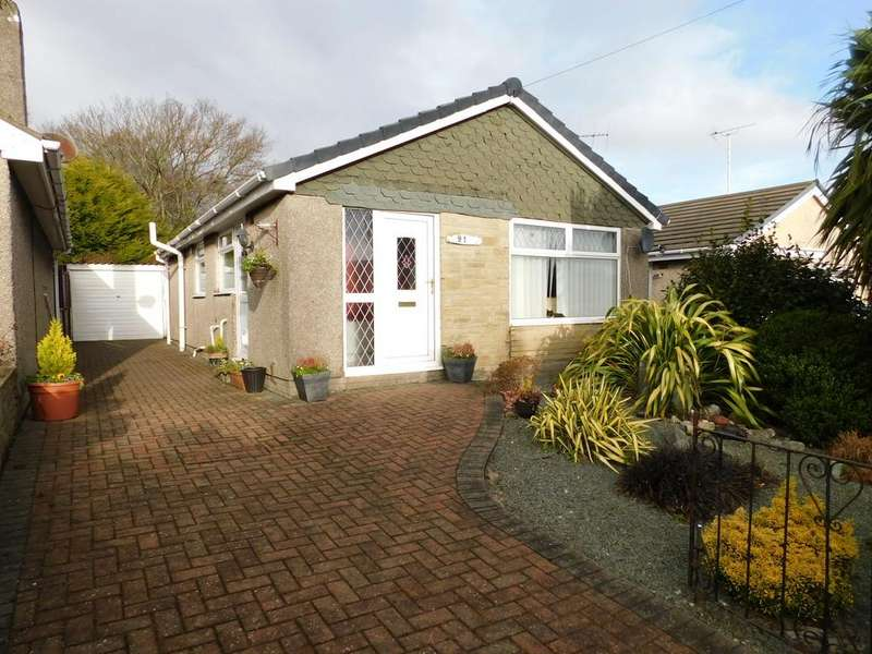 2 Bedrooms Detached Bungalow for sale in Bigland Drive, Ulverston, Cumbria LA12 9PY