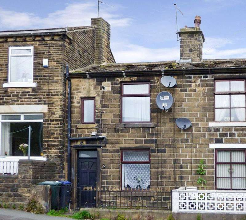 2 Bedrooms Unique Property for sale in Haworth Road, Cullingworth, Bradford, West Yorkshire