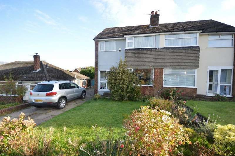 3 Bedrooms Semi Detached House for sale in Eskdale, Gatley