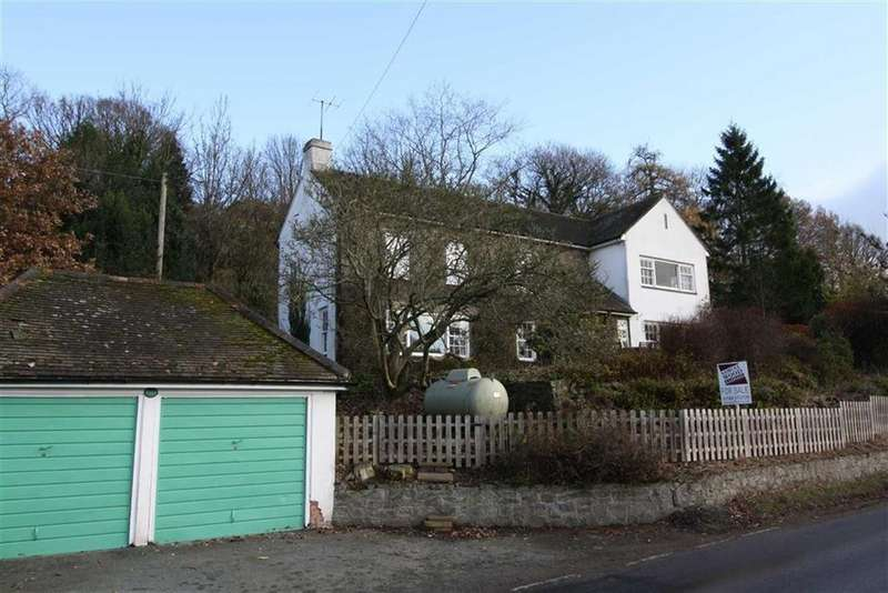 4 Bedrooms Detached House for sale in Twitchen, Craven Arms
