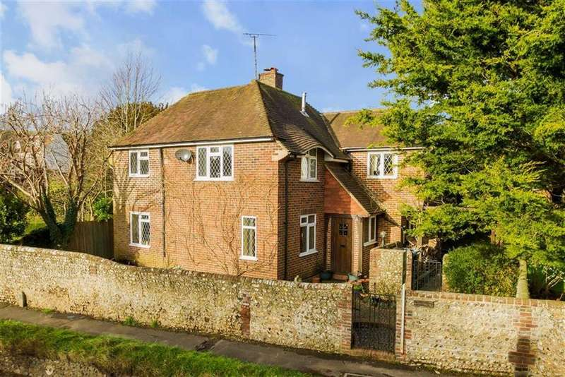 3 Bedrooms Detached House for sale in North Street, Alfriston, East Sussex