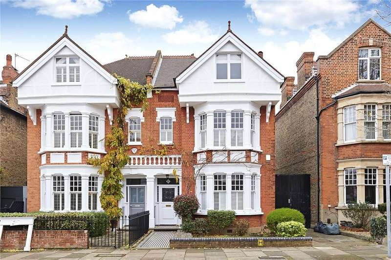 5 Bedrooms Semi Detached House for sale in Campion Road, London, SW15