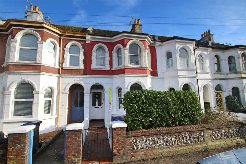 1 Bedroom Apartment Flat for sale in Eastcourt Road, Broadwater, West Sussex, BN14