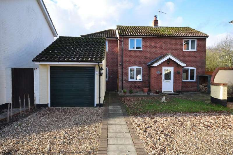 5 Bedrooms Detached House for sale in Tudor Court, Occold, Eye