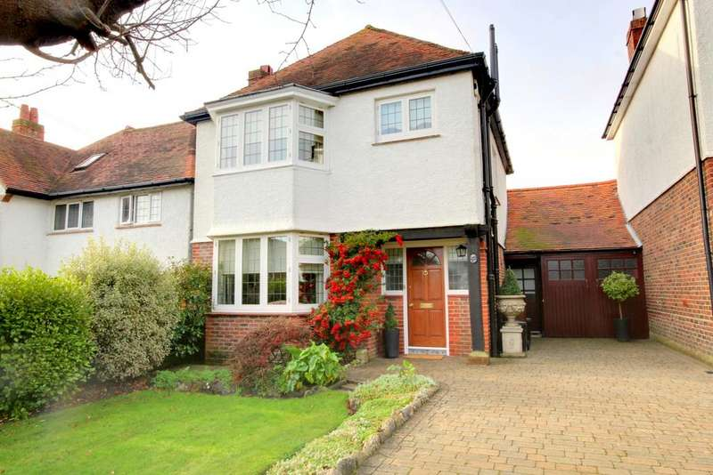 3 Bedrooms Link Detached House for sale in DRAYTON