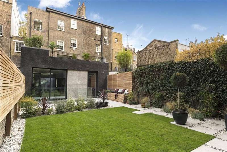 6 Bedrooms House for sale in Ossington Street, Notting Hill, London, W2
