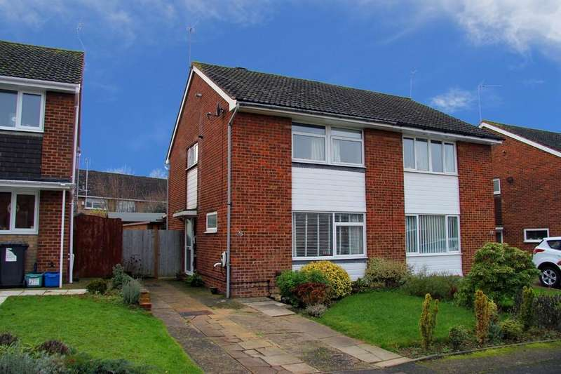 3 Bedrooms Semi Detached House for sale in Tonbridge
