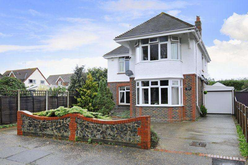 5 Bedrooms Detached House for sale in Woodmancote Road, Worthing