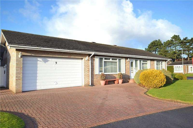 3 Bedrooms Detached Bungalow for sale in Lansdowne Road, Yarm, Stockton-On-Tees