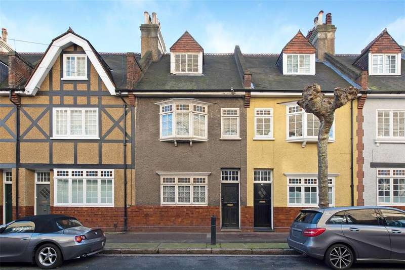 3 Bedrooms House for sale in Old Woolwich Road, Greenwich, London, SE10