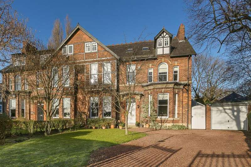 7 Bedrooms Semi Detached House for sale in Grosvenor Villas, Jesmond, Newcastle upon Tyne