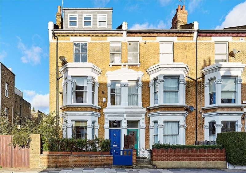6 Bedrooms End Of Terrace House for sale in Batoum Gardens, Hammersmith, London, W6