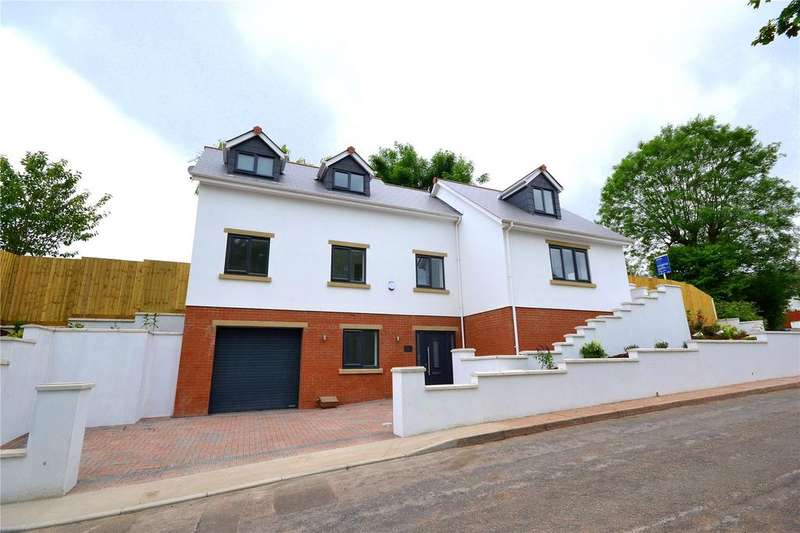 4 Bedrooms Detached House for sale in The Willows, Pentwyn, Cardiff, CF23
