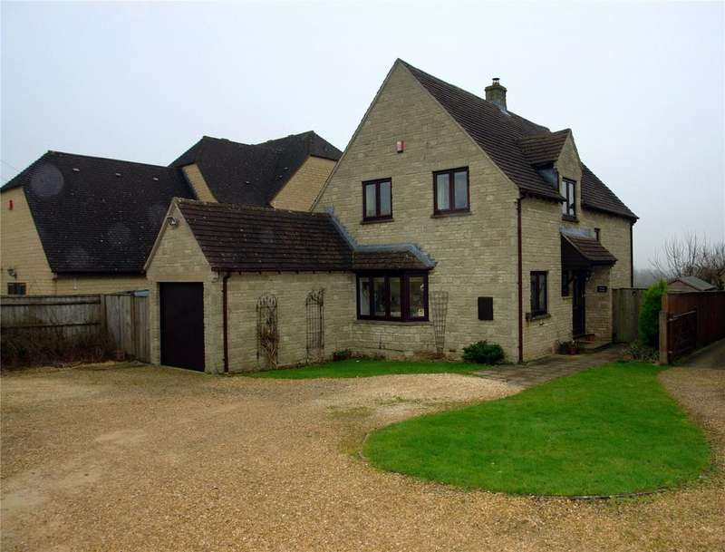 4 Bedrooms Detached House for sale in Barnes Green, Brinkworth, Chippenham, Wiltshire