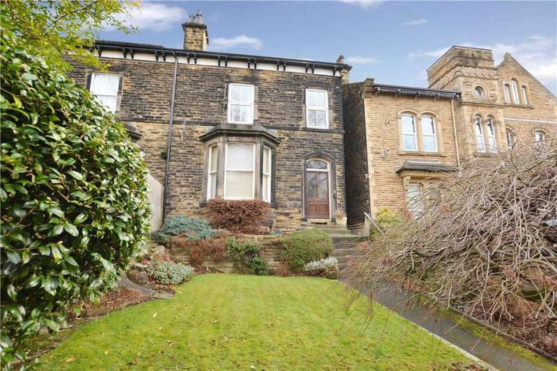 5 Bedrooms Semi Detached House for sale in Ashwood Villas, Headingley, Leeds, West Yorkshire