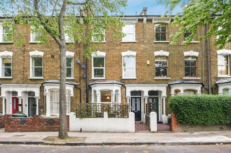 3 Bedrooms Apartment Flat for sale in Marriott Road N4 3QL