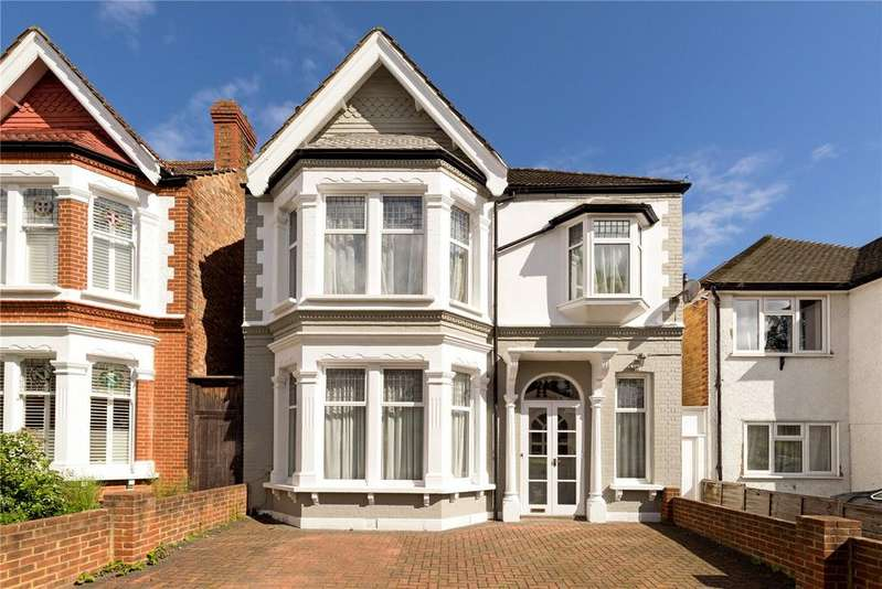 5 Bedrooms Link Detached House for sale in Fontaine Road, Streatham, London, SW16