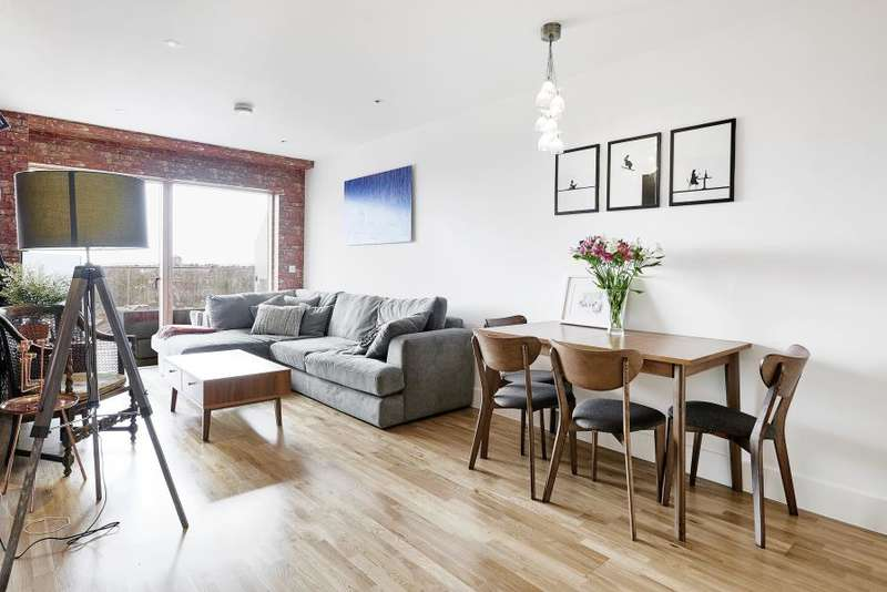 2 Bedrooms Apartment Flat for sale in Streatham Common, SW16