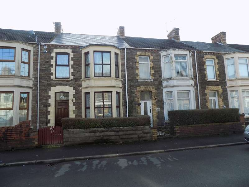 3 Bedrooms Terraced House for sale in George Street, Port Talbot, Neath Port Talbot. SA13 1ES