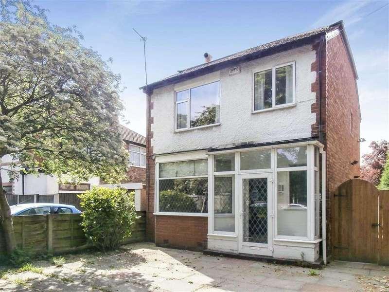 3 Bedrooms Detached House for sale in Moorside Road, Urmston, M41