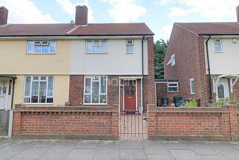 3 Bedrooms End Of Terrace House for sale in Ray Gardens, Barking