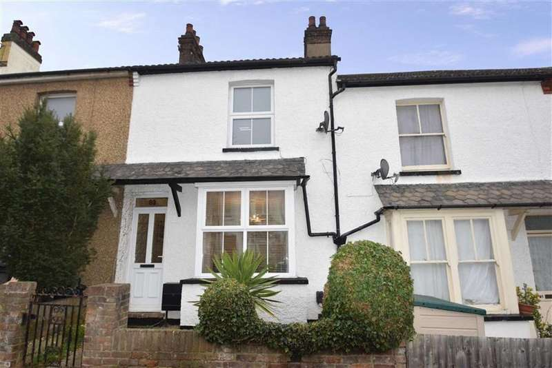 2 Bedrooms Terraced House for sale in St James Road, Watford, Herts