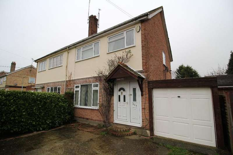 3 Bedrooms Semi Detached House for sale in Maldon Road