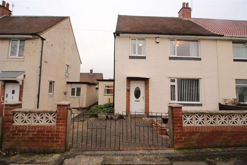 3 Bedrooms Semi Detached House for sale in Altan Place, Longbenton, Newcastle Upon Tyne