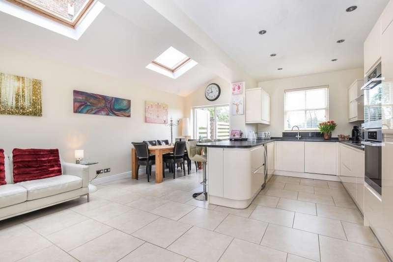 4 Bedrooms Detached House for sale in OLD CHURCH GREEN, KIRK HAMMERTON, YO26 8DL