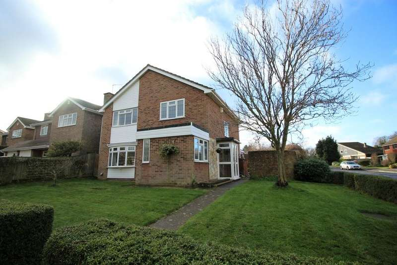 4 Bedrooms Detached House for sale in Billings Hill Shaw, Hartley DA3
