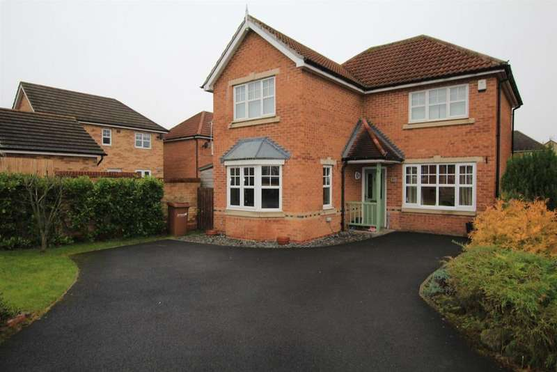 3 Bedrooms Detached House for sale in Pinewood Close, Newton Aycliffe