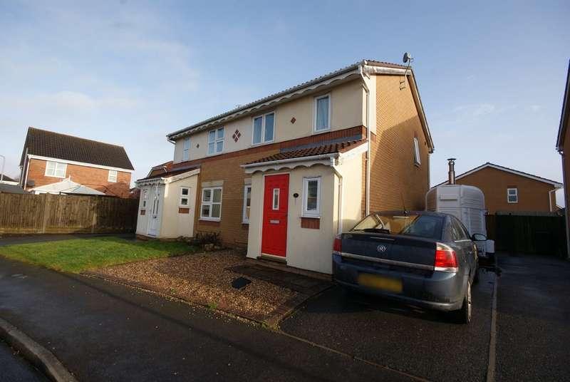 3 Bedrooms Semi Detached House for rent in Akeman Drive, Bracebridge Heath LN4