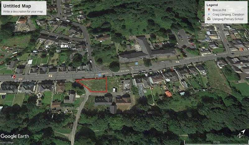 Land Commercial for sale in Cherry Grove, Brecon Road, Pontardawe