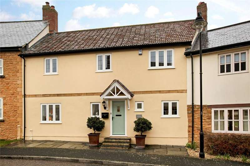 3 Bedrooms House for sale in Abbots Meade, Preston Road, Yeovil, Somerset