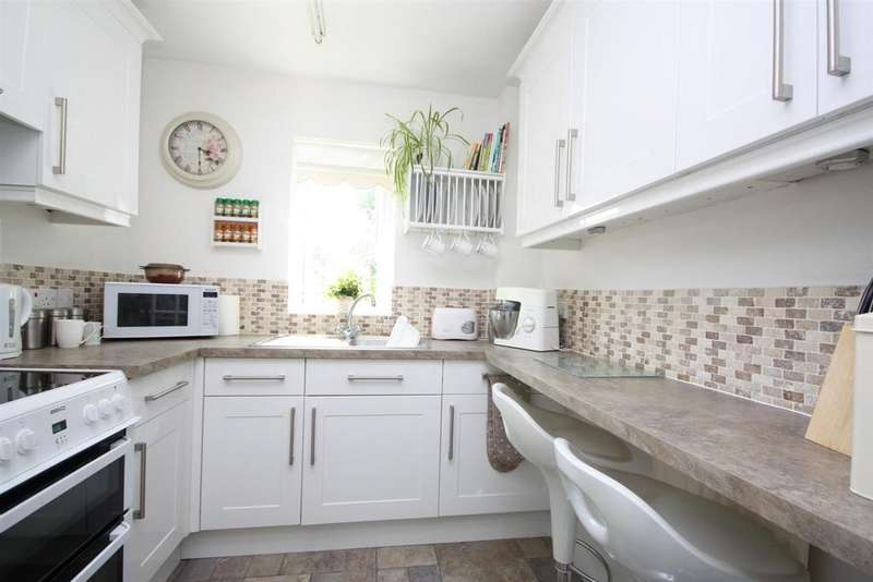 2 Bedrooms Apartment Flat for sale in Ireland Crescent, Cookridge