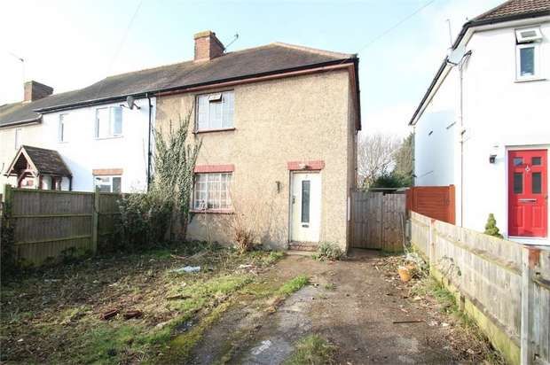 3 Bedrooms Semi Detached House for sale in Gloucester Road, GUILDFORD, Surrey
