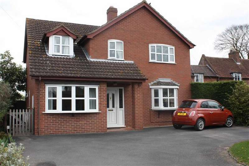 4 Bedrooms Detached House for sale in Orchard Close, Telford, Telford