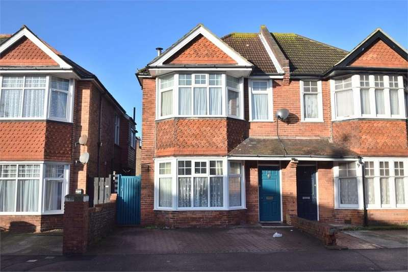 4 Bedrooms Semi Detached House for sale in Cavendish Avenue, Eastbourne, East Sussex