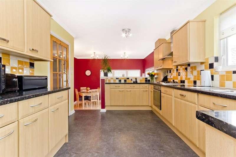 4 Bedrooms Detached House for sale in 8 Lumsden Court, Broxburn, West Lothian, EH52