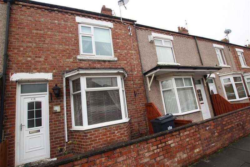 2 Bedrooms Terraced House for sale in Bowman Street, Darlington