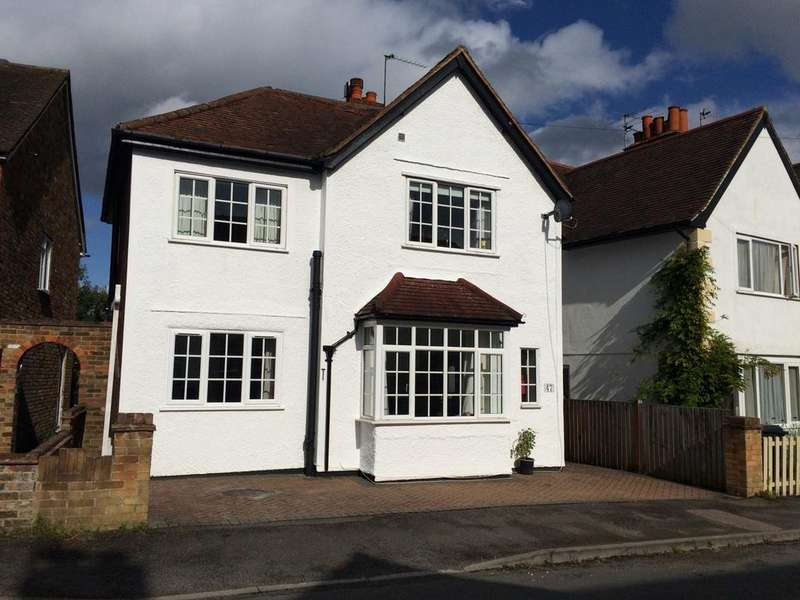 4 Bedrooms Detached House for sale in Orchard Grove, Chalfont St Peter, SL9