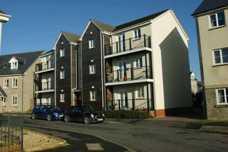 2 Bedrooms Apartment Flat for sale in Watkins Way, Bideford, EX39 4RN
