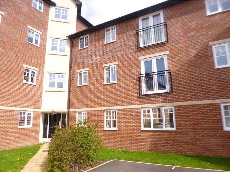 2 Bedrooms Apartment Flat for sale in Greyfriars House, Kings Court, Stourbridge Road, Bridgnorth, Shropshire