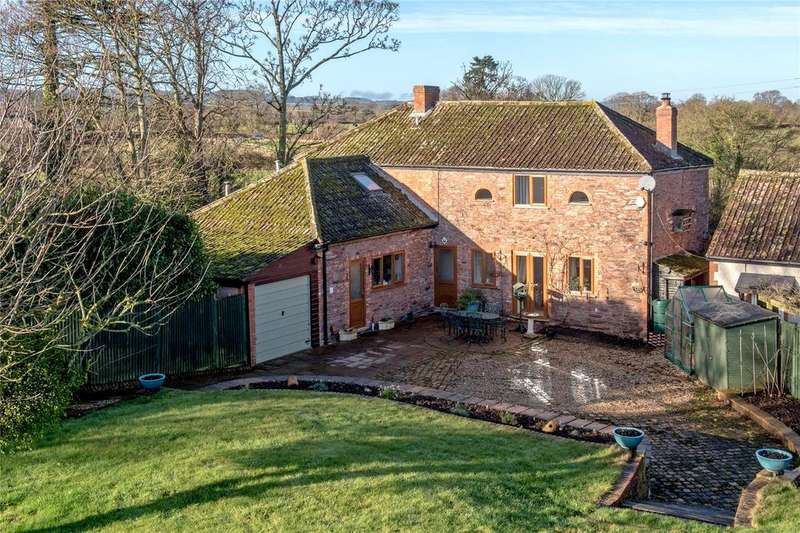 3 Bedrooms Detached House for sale in Woolmersdon, North Petherton, Somerset