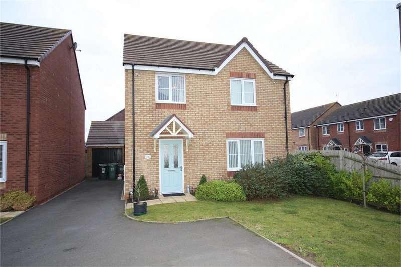 4 Bedrooms Detached House for sale in Bermuda Road, Bemuda, Nuneaton, Warwickshire