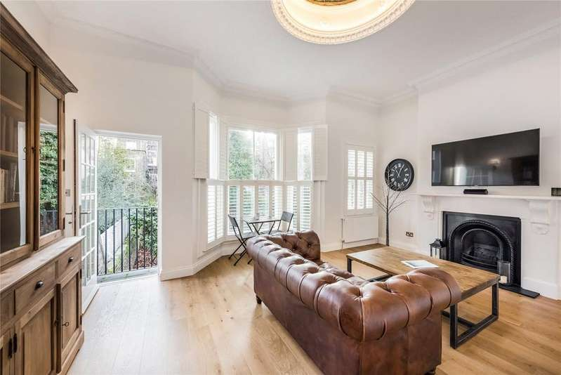 2 Bedrooms Unique Property for sale in Cathcart Road, Chelsea, London, SW10